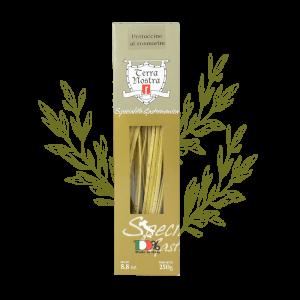 Fettuccine al Rosmarino, rozemarijn pasta